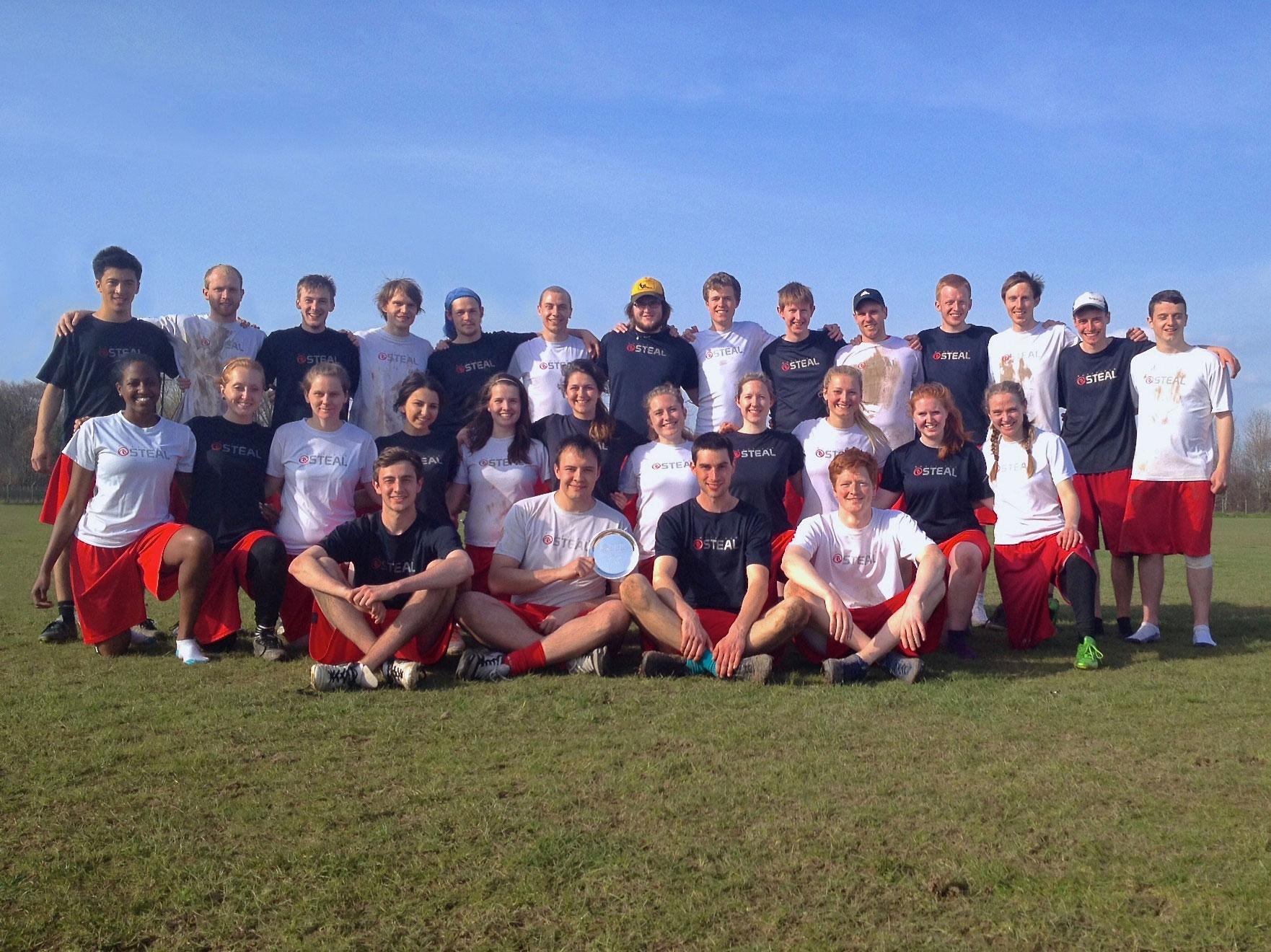 Squad MT1 2014